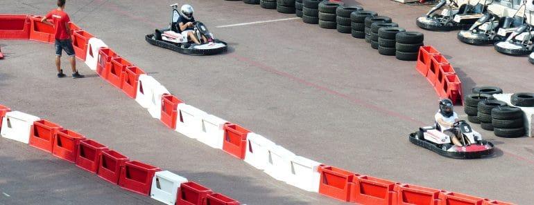 ¿Quién es el responsable ante un accidente en una carrera de karts?