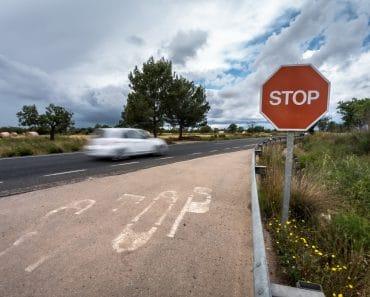 ¿Está permitido la retirada de puntos o la multa cuando se desconoce al conductor?