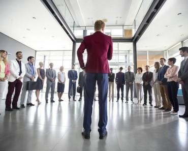 Liderar un equipo en la empresa