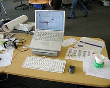 Buscar empleo y escribir un blog