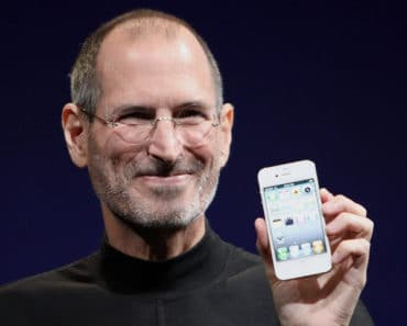 Cinco lecciones importantes en Marketing Digital de Steve Jobs