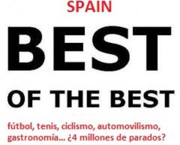 ¡Somos los mejores! (y el síndrome de autocomplacencia)
