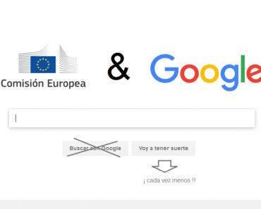 Europa contra Google (o la vía hacia la nada)