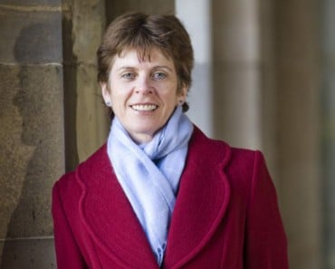 Louise Richardson, primera Rectora de la Universidad de Oxford en 800 años