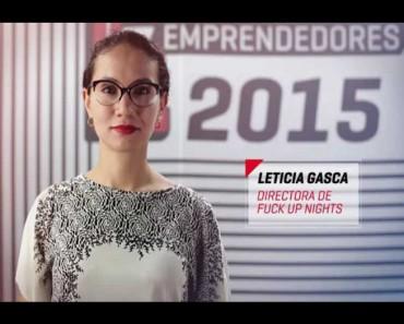 Leticia Gasca, el valor del fracaso para triunfar
