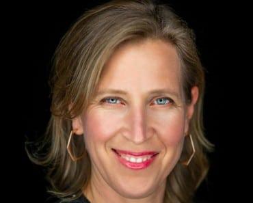 Susan Wojcicki, CEO de YouTube: una de las mayores historias de éxito profesional en Google