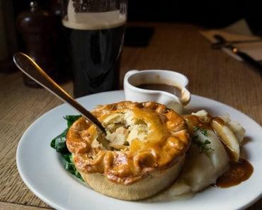 Consejos para comer bien en el Reino Unido