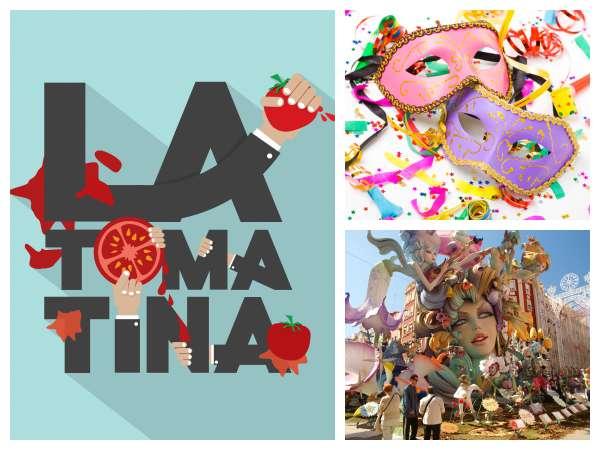 Fiestas Populares españolas