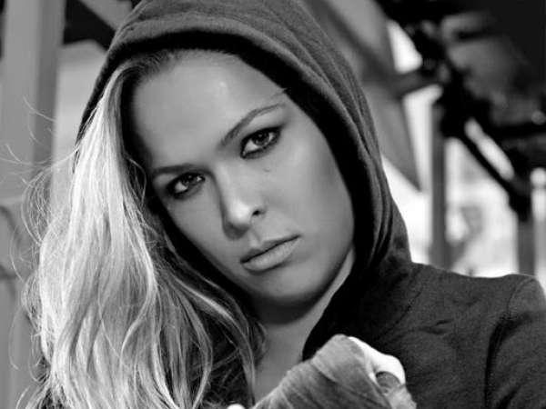 Ronda Rousey espectacular belleza