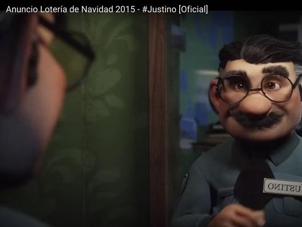 anuncio loteria navidad 2015