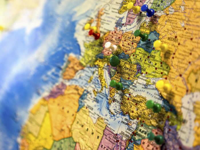 Etimología o significado del nombre de los países o ciudades