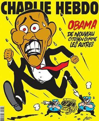 Memes Trump Charlie Hebdo