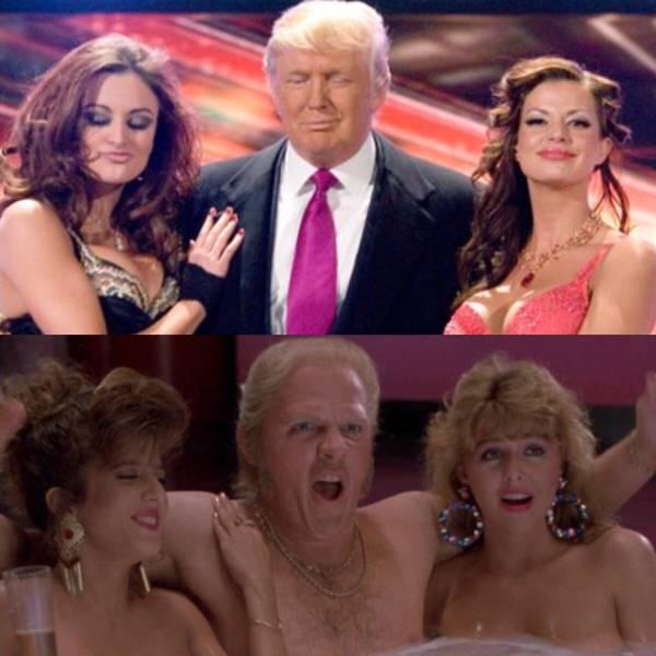 Trump almanaque memes