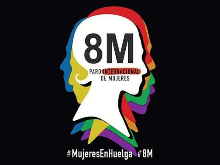 Mujeres en huelga 8M