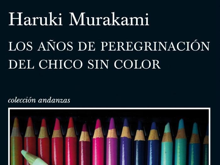 Los años de peregrinación del chico sin color, Murakami