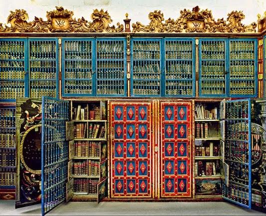 curiosidades de las bibliotecas