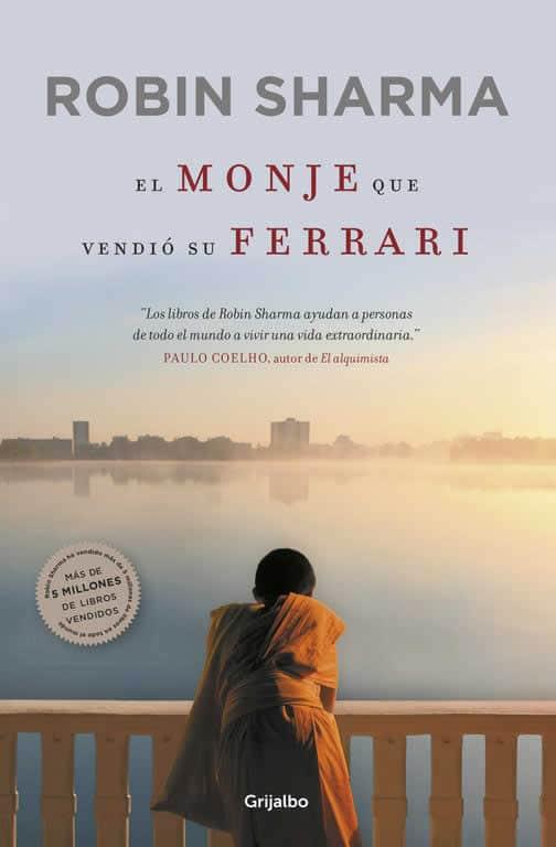Libros de autoayuda: el monje que vendió su ferrari de Robin Sharma