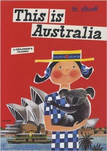 Esto es Australia, Miroslav Sasek