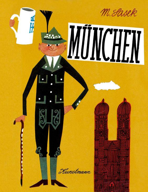 Esto es Munich, Miroslav Sasek