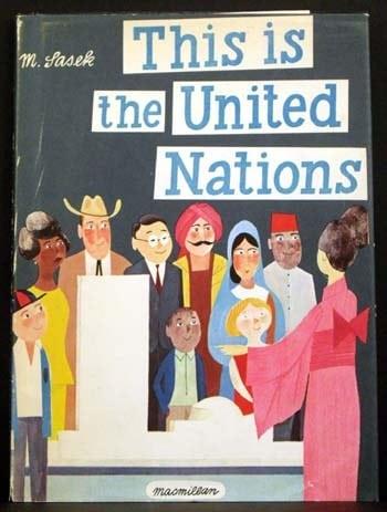 Esto es Naciones Unidas, Miroslav Sasek