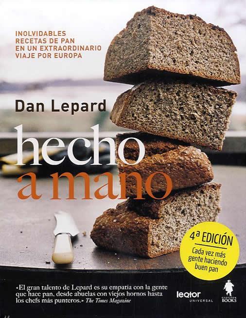 Libros de cocina para regalar: hecho a mano Dan Lepard