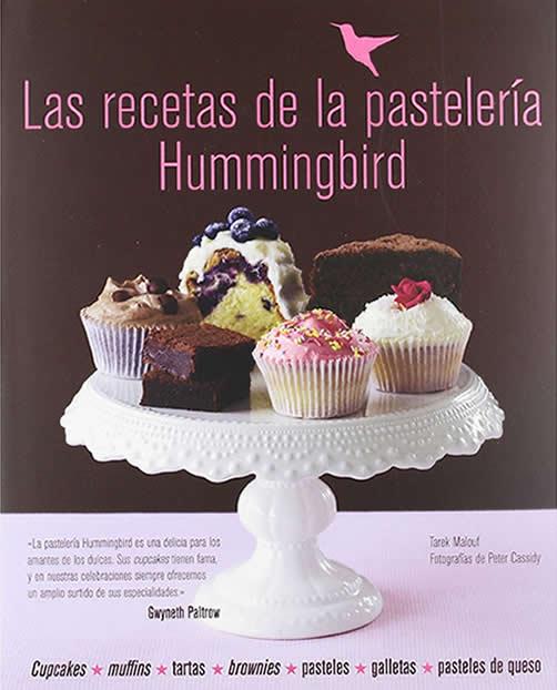 Libros de recetas para regalar: las recetas de la pastelería Hummingbird