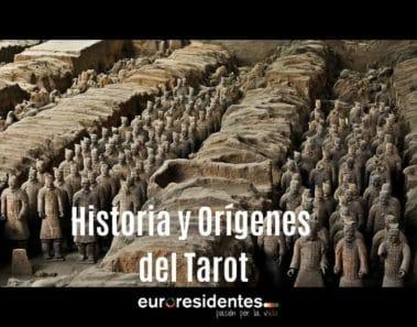 Historia y Orígenes del Tarot