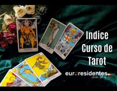 Índice Curso de Tarot Euroresidentes