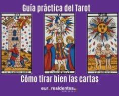 Guía práctica del Tarot: tiradas de 3 cartas