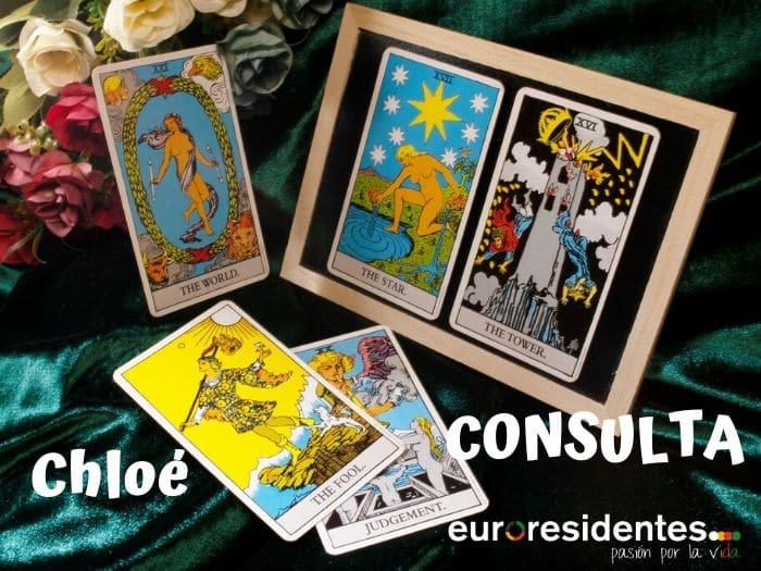 Consulta Tarot de Chloé