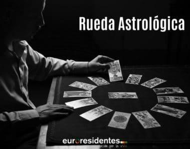 Tirada de la Rueda Astrológica