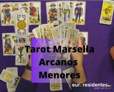 Tarot Marsella: Arcanos menores