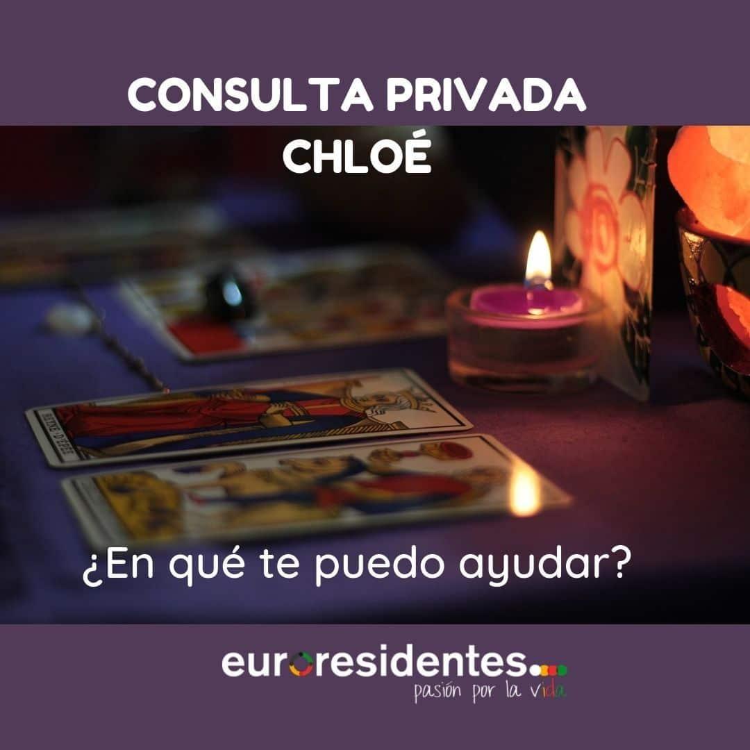 Consulta de Tarot Chloé