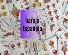 Baraja Española Tarot