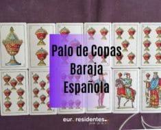 Baraja Española Palo de Copas