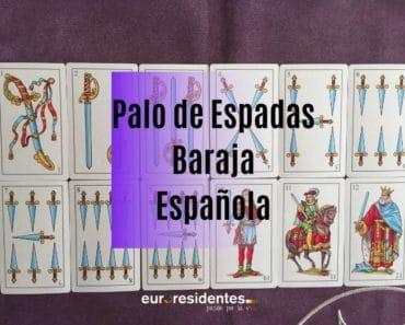 Baraja Española: Palo de Bastos