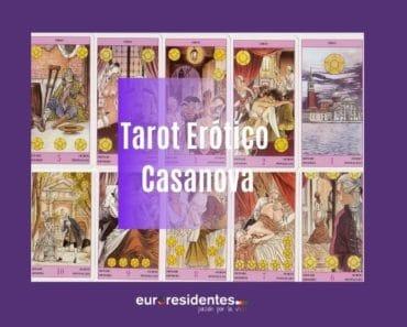 Tarot Erótico Casanovas