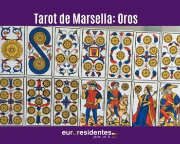 Tarot de Marsella: Oros