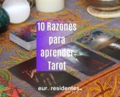 Razones por las que aprender a tirar las cartas del Tarot