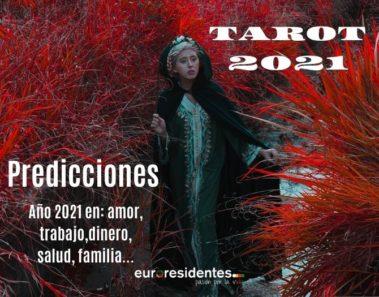 Predicciones Tarot 2021