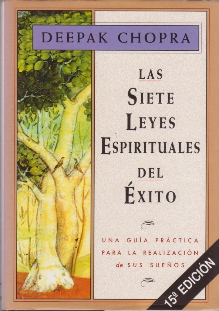 Las Siete Leyes Espirtuales Del Exito Esoterismo