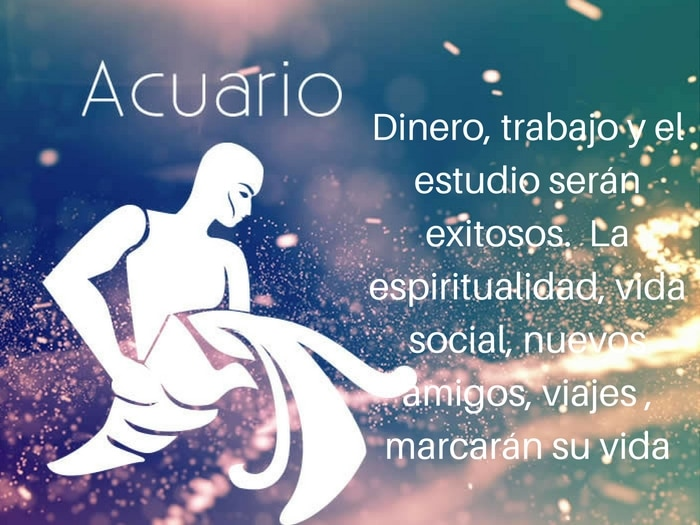 Hor scopo acuario 2017 for Como es acuario