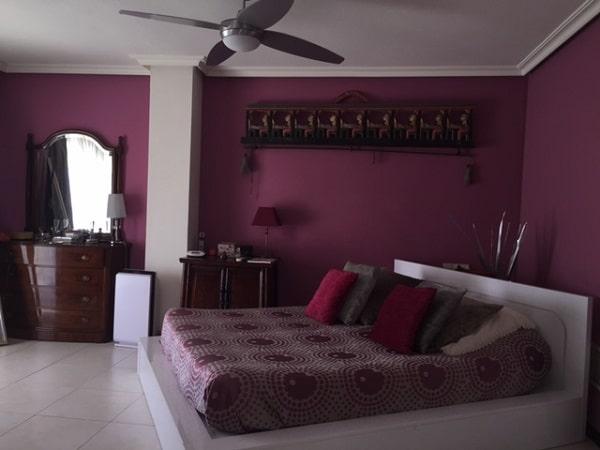 Habitación, decoración