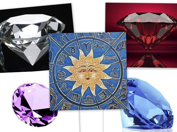 piedras preciosas, poder, astrología