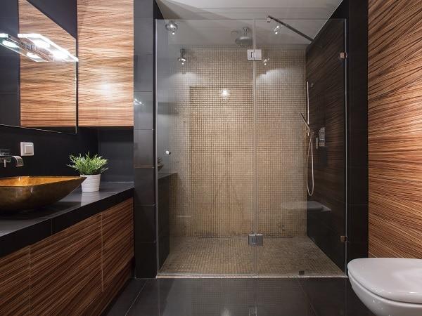 cuarto de baño, feng shui