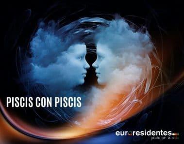 Compatibilidad Piscis con Piscis