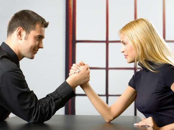 pulso de pareja