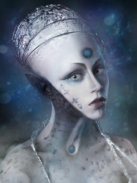 Annunaki, extraterrestre