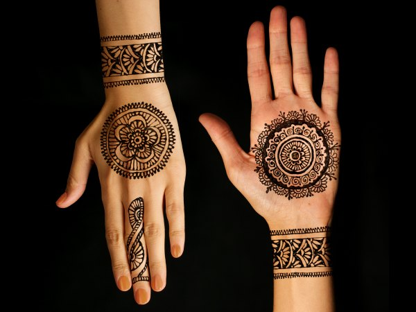 tatuajes Mehndi