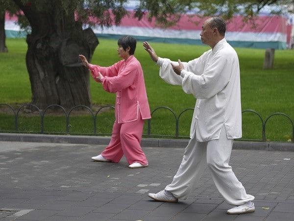 8 Disciplinas más innovadoras para equilibrar cuerpo / espíritu / mente: Taichi